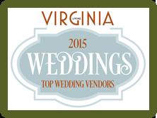 2015 Top Wedding Vendor Award