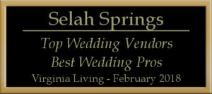 2018 Wedding Top Vendor